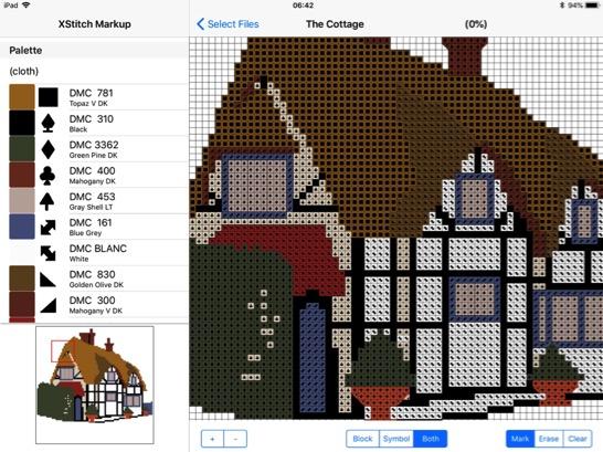 Cross Stitch Markup By Ursa Software