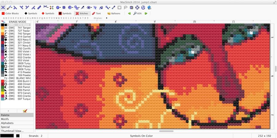 pcstitch pattern viewer for mac